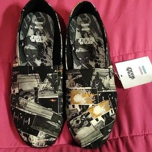 Star Wars Toms shoes